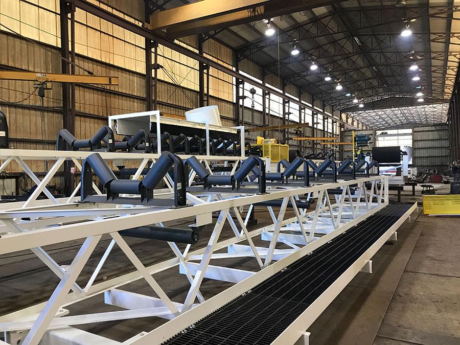 Custom Equipment Fabricators