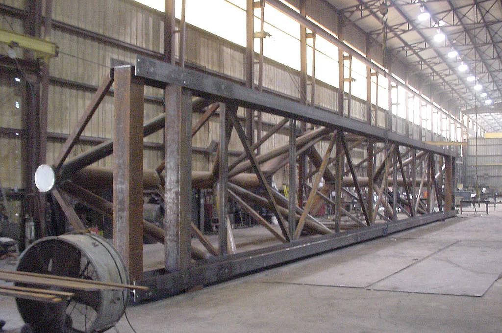 Structural Steel Cantilever
